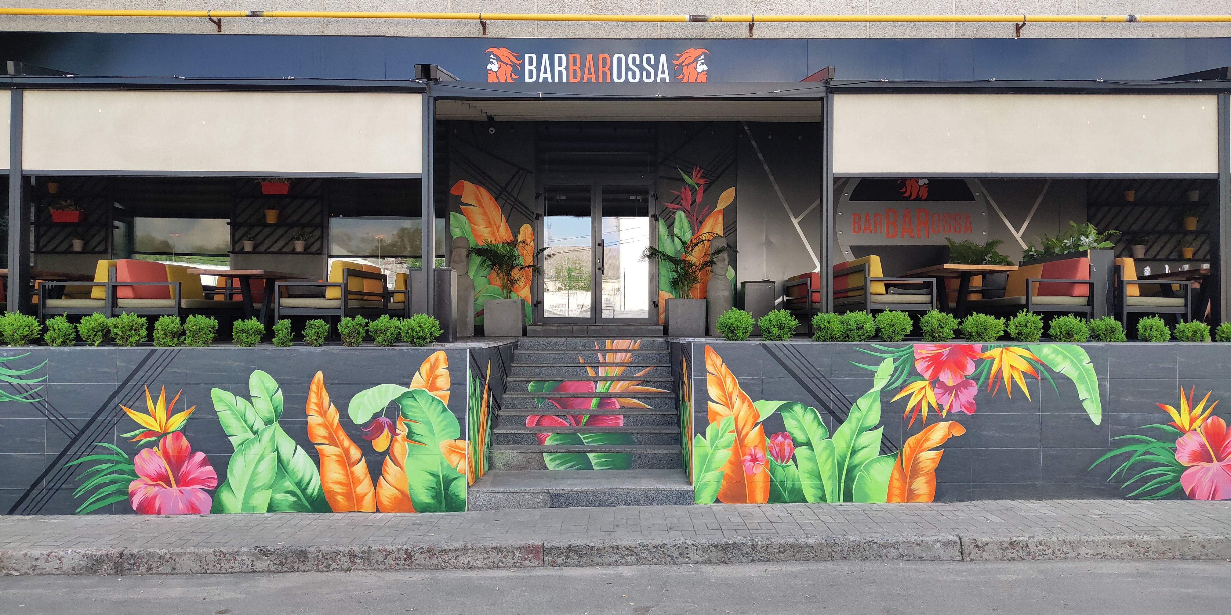 Barbarossa Bar